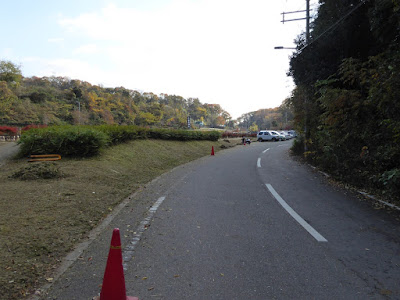 磐船神社 駐車場