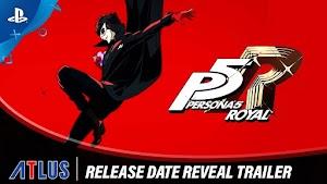 Persona 5 Royal: Vídeo promocional revela lançamento em março nos EUA