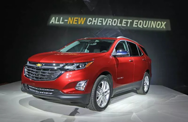 2018 Cchevy Equinox Reviews Canada