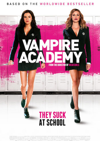 Vampire Academy 2014 Dual Audio Hindi 300mb Movie Download