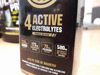 4 Active Electrolytes GoldNutrition
