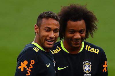 Marcelo: hakuna kizuizi  kwa Neymar Jr kujiunga Real Madrid
