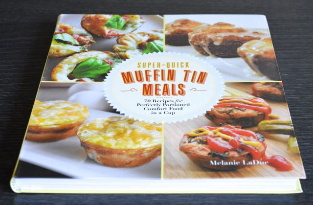 Super Quick Muffin Tin Meals Cookery Book