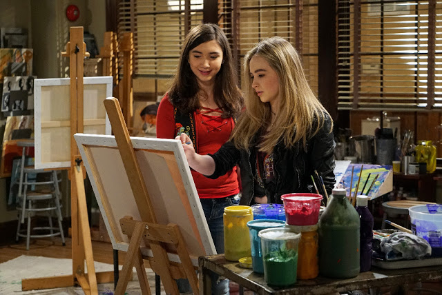 Girl Meets World - Girl Meets Upstate - Review