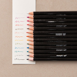 Watercolour Pencils - Simply Stamping with Narelle - available here - http://bit.ly/2l9BmNq