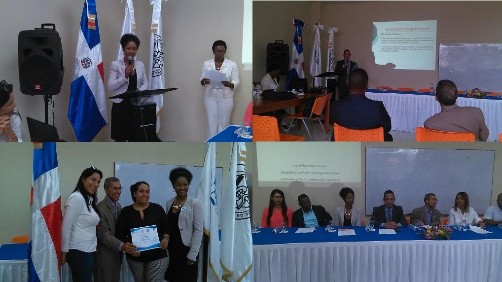 Cipesa capacita a periodistas y comunicadores de Barahona sobre la seguridad social en el país.