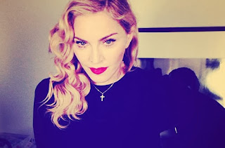 Instagram post Madonna