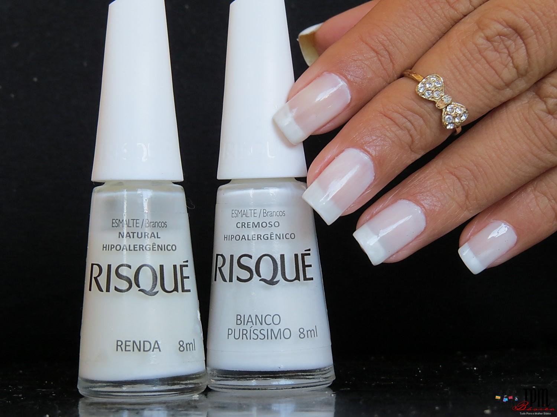 Francesinha Limpando Com Pincel De Sombra Unhas Nails