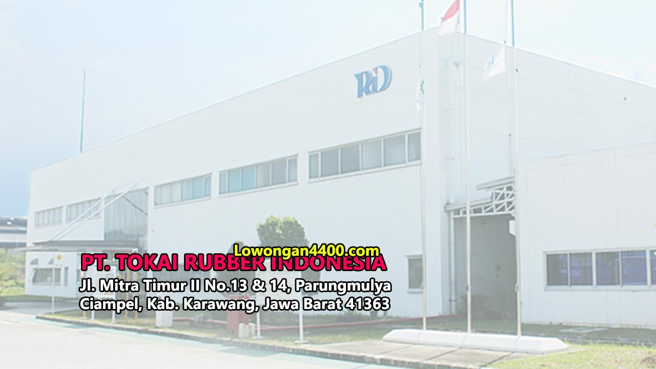 PT. Tokai Rubber Indonesia