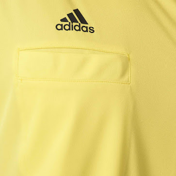 e45892c9e31 ... the Adidas Referee Kit for the Euro 2016 comes with a unique collar  that is constructed from two independent parts