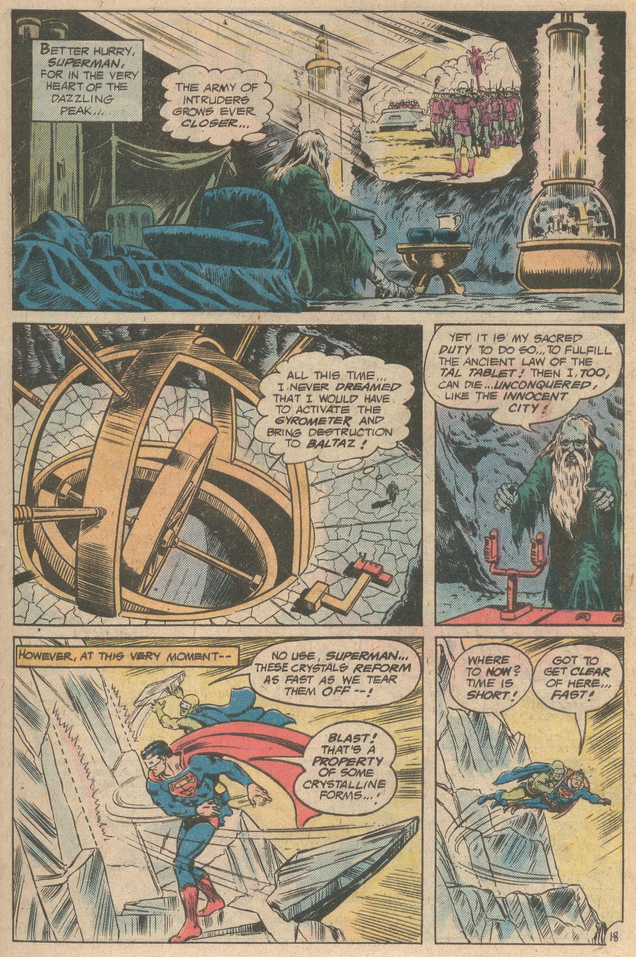 Read online World's Finest Comics comic -  Issue #245 - 20