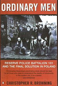 reserve police battalion 101 essay Ordinary men essaysone of the most devastating and frightening time-periods of our  save your essays here so you can locate  thousands more of them were also put to death by the german reserve police battalion 101.