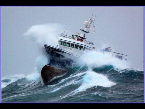 imagen Una embarcación en tormenta