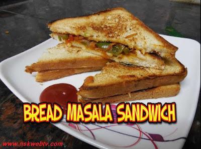 Iyengar Bakery Masala Bread Sandwich