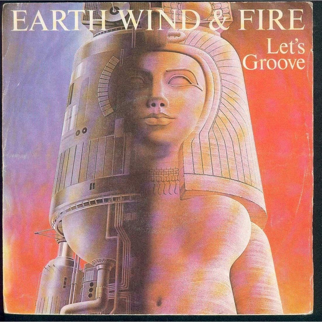 Earth, Wind & Fire - Let's Groove | Ses Rêveries