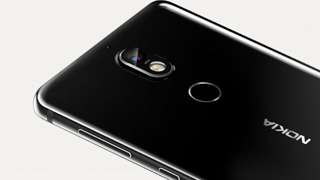 Nokia 7 kemungkinan akan di jual resmi secara global pada tahun 2018 mendatang