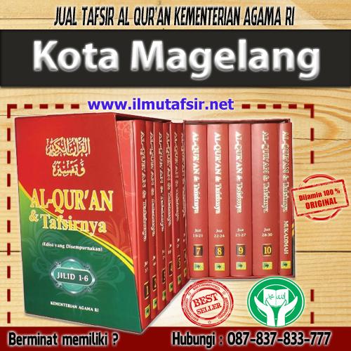 Jual Tafsir Al Quran Kota Magelang, 087-837-833-777 (XL), Harga Tafsir Al Qur'an Depag RI