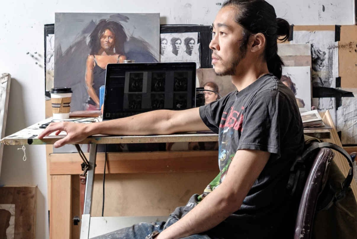 Por Amor Al Arte Hiroshi Sato # Muebles Yuste Canete