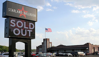 The Starland Ballroom in Sayreville, New Jersey