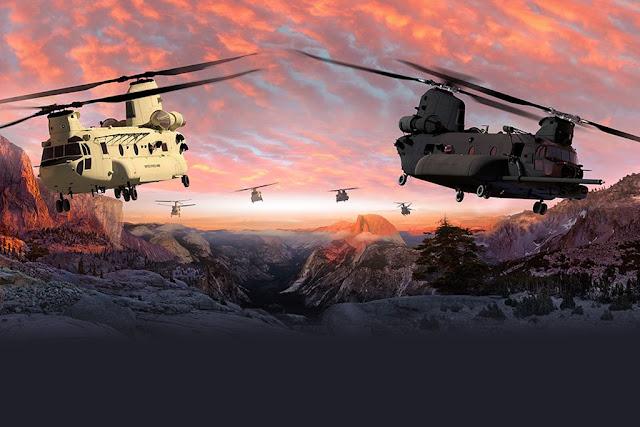 Boeing Chinook Block II