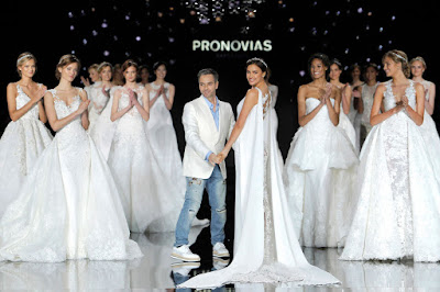 Pronovias Fashion Show 2017