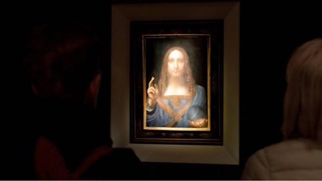 Εξαφανίστηκε πίνακας αξίας 450 εκατ. δολαρίων του Ντα Βίντσι