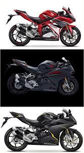 Pilihan Warna Honda CBR 250RR dua Sillinder
