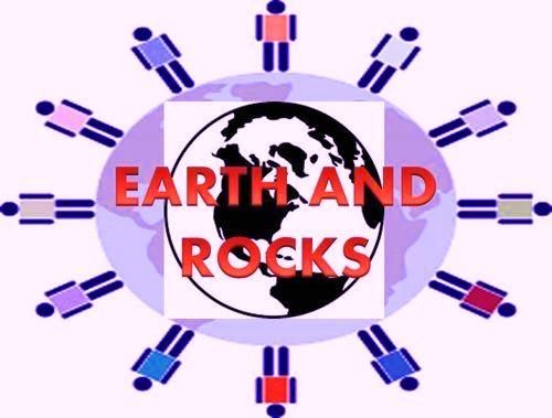 batuan sebagai lapisan planet bumi