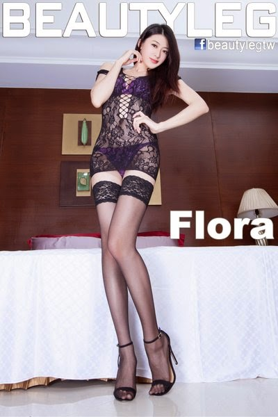 BeautyLeg No.1008 Flora 07040