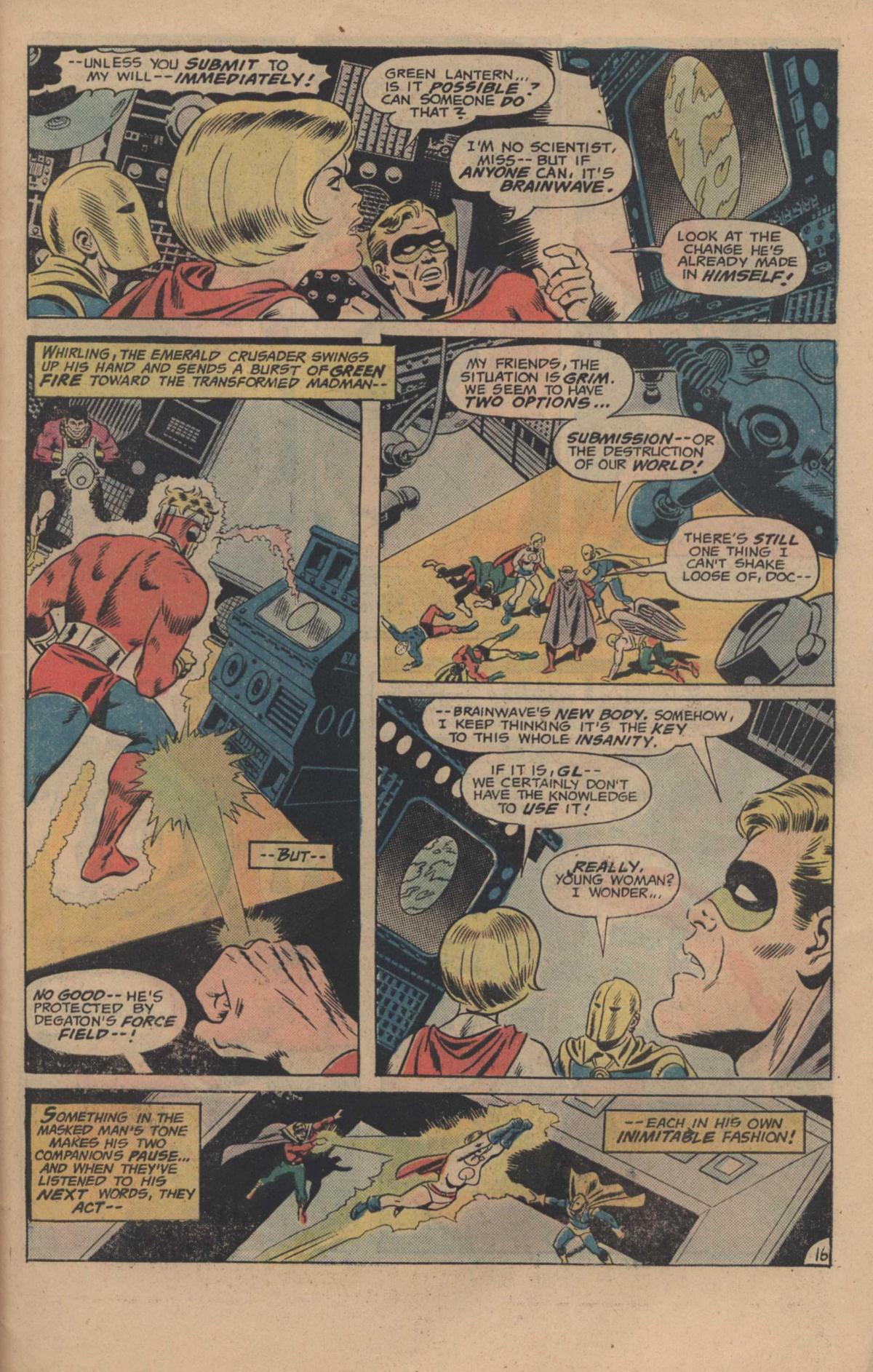 Read online All-Star Comics comic -  Issue #59 - 31