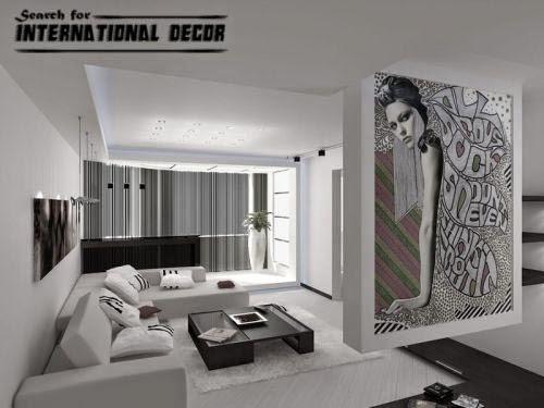 International Decor - Less Stuffed Design Trends