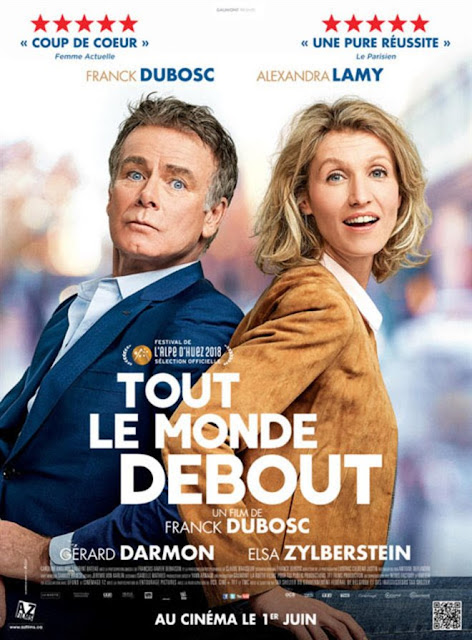 TOUT LE MONDE DEBOUT (ROLLING TO YOU) (2018) ταινιες online seires oipeirates greek subs
