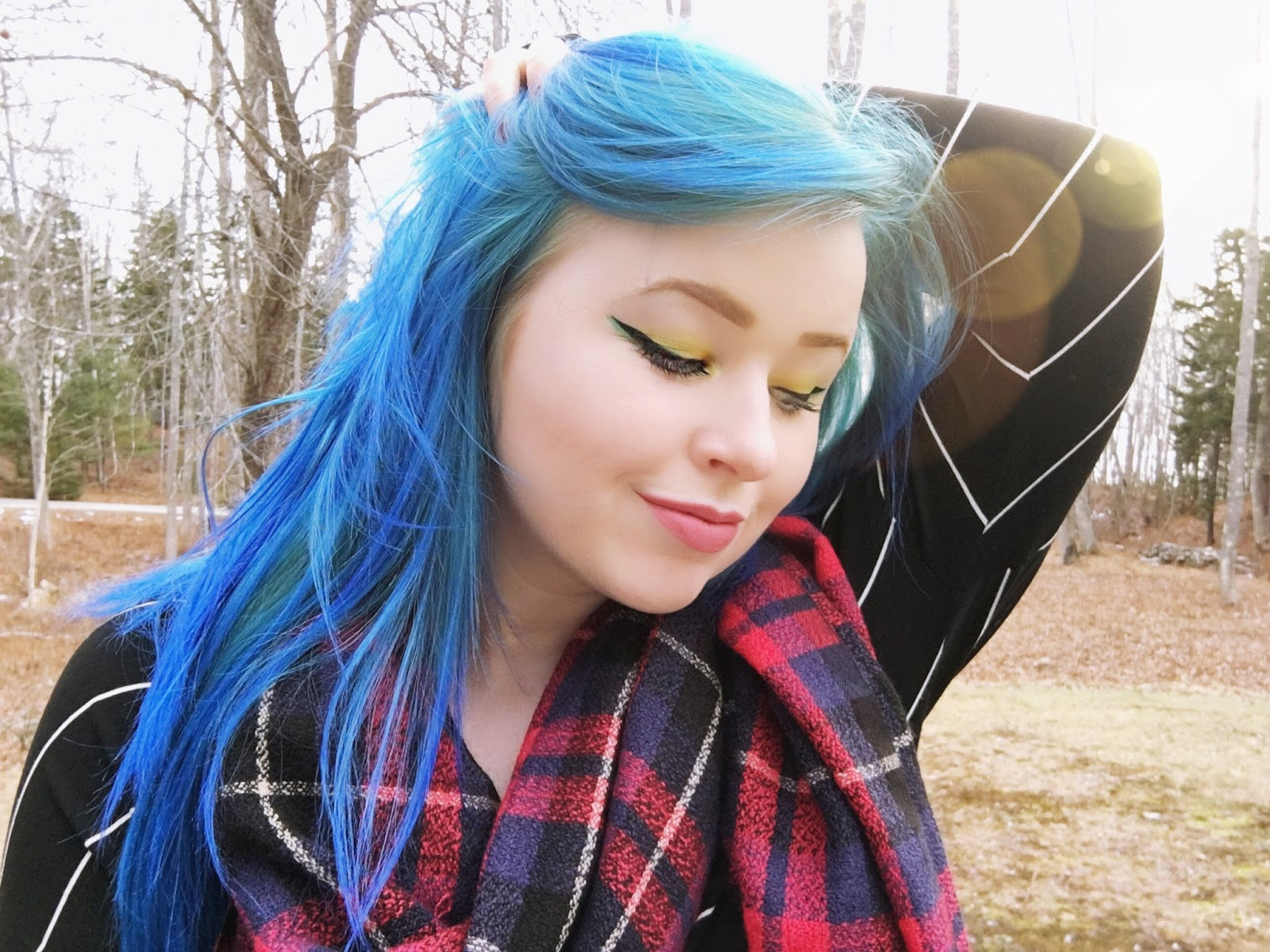 gooddyeyoung blue ruin hair dye