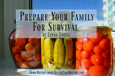 Is your family prepared for a disaster or an emergency? If you aren't sure, don't miss Prepare Your Family for Survival. Here's a book review.