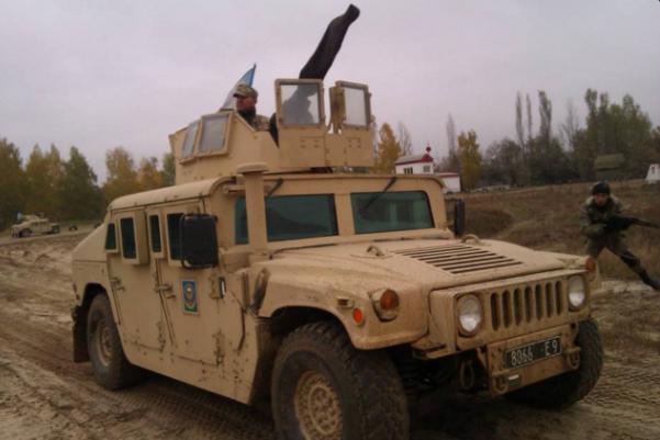 HMMWV M1114 8066 E9