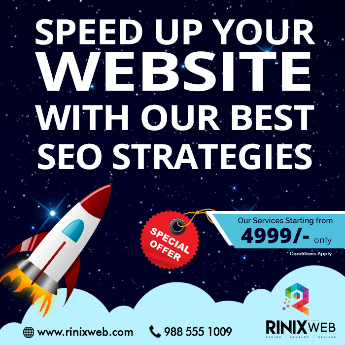 Top most SEO services in Visakhapatnam | RinixWeb