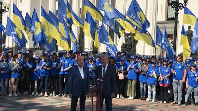 Юрій Бойко та Вадим Рабінович закликали українців проголосувати за мир