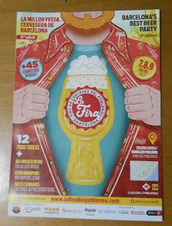 fira de cerveses del poblenou