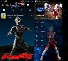 BBm Mod Ultraman Mix Based Versi 2.13.1.14 Apk