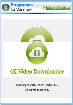 4K Video Downloader (2019) Full (Español) [MEGA]