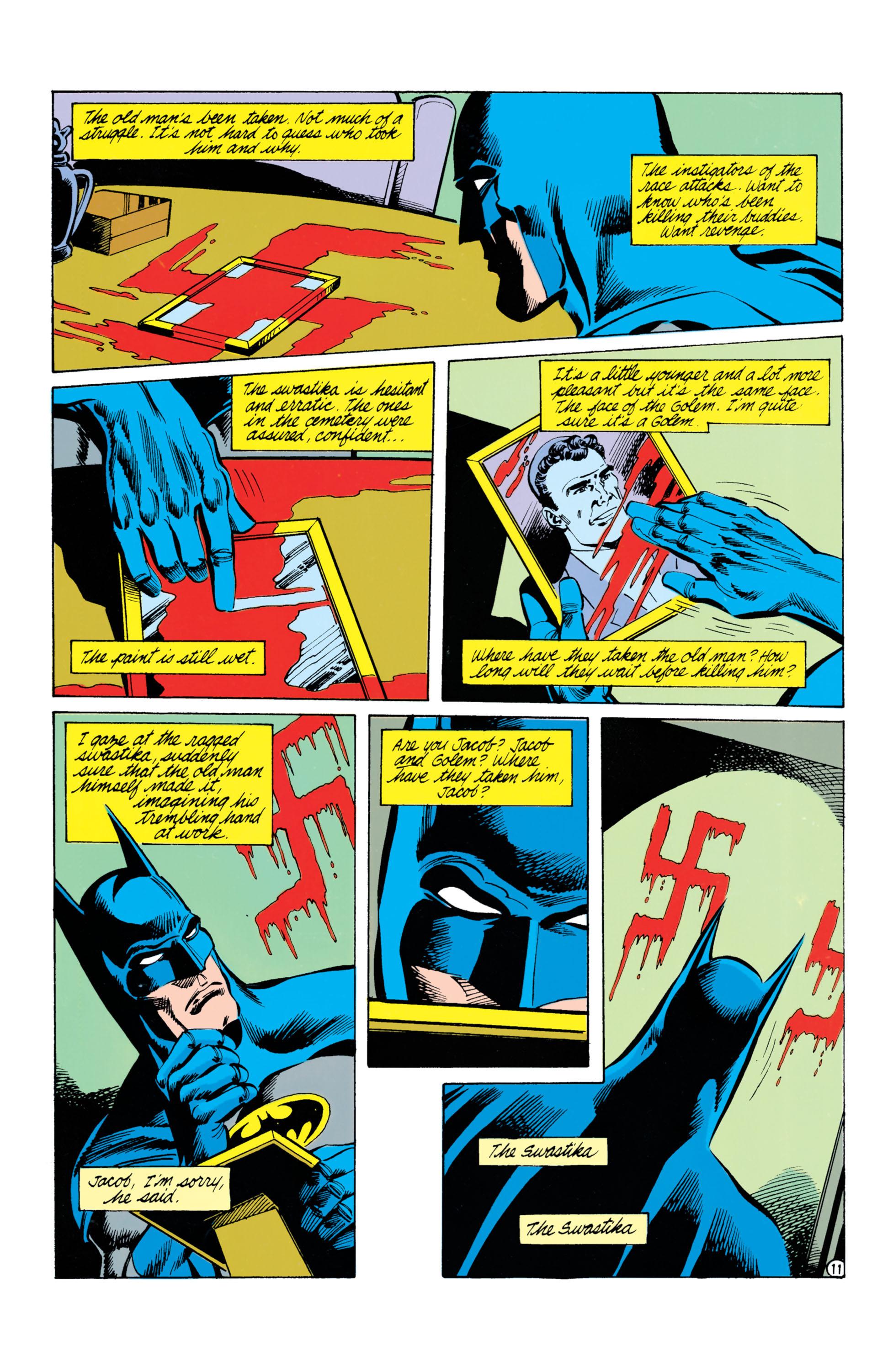 Detective Comics (1937) 632 Page 11