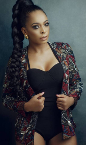 TBoss releases swimwear photos and she's hot for days