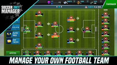 Soccer Manager 2021 Full Apk For Android Approm Org Mod Free Full Download Unlimited Money Gold Unlocked All Cheats Hack Latest Version