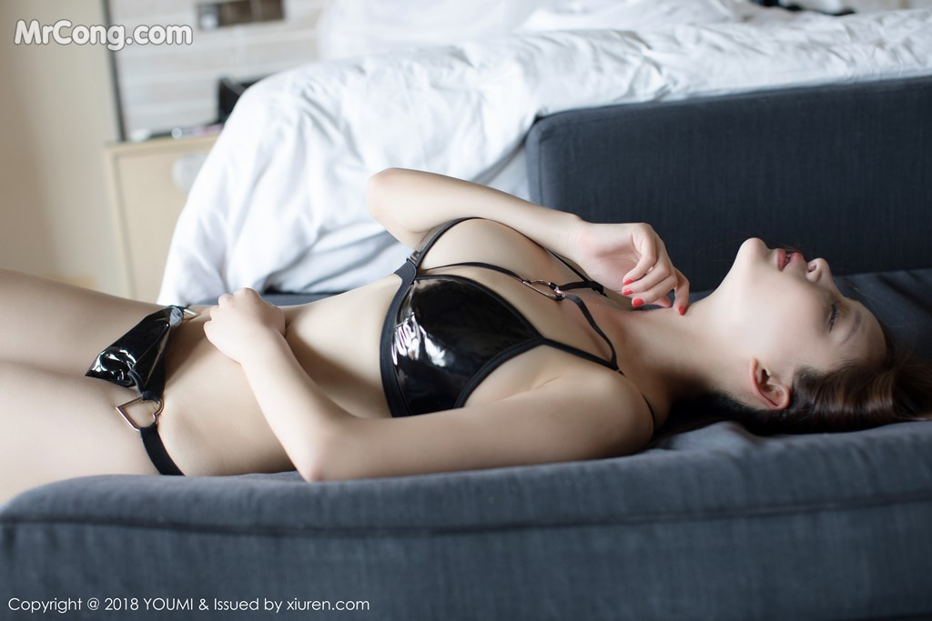 Image YouMi-Vol.237-Tu-Fei-Yuan-Ai-Cuo-Qiong-MrCong.com-004 in post YouMi Vol.237: Người mẫu 奶瓶土肥圆 (46 ảnh)
