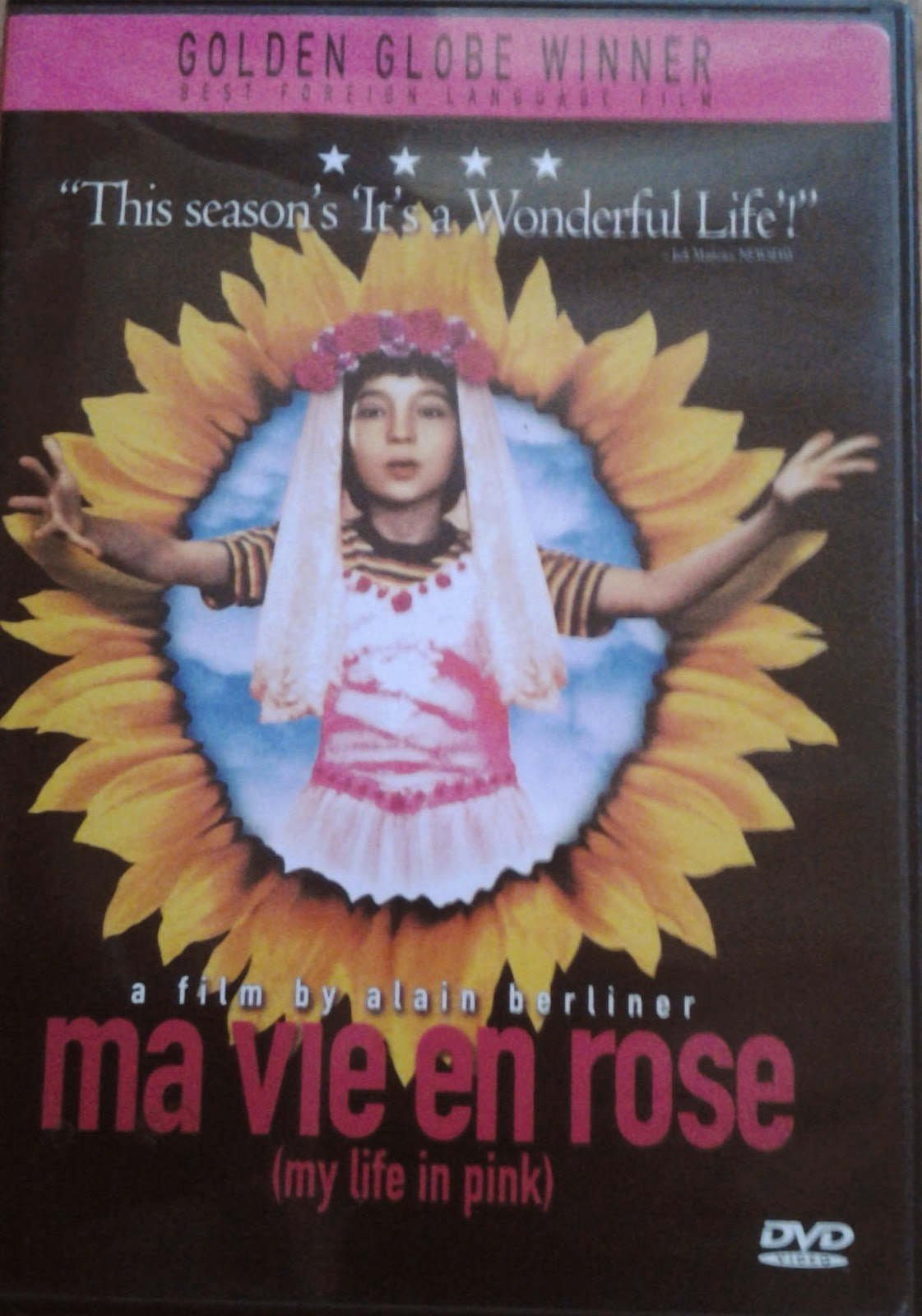 DVD Cover - Ma Vie En Rose