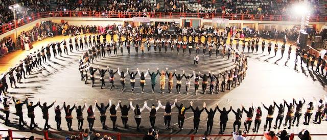 Ένα μεγάλο αφιέρωμα στα Πανελλαδικά Φεστιβάλ Ποντιακών Χορών (Φωτο & Video)