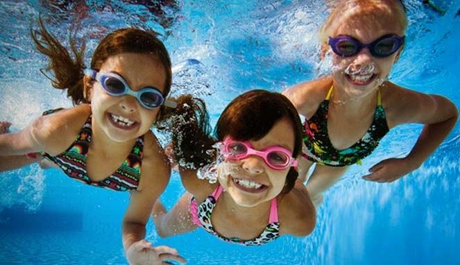 Berenang, Olahraga untuk orang gemuk