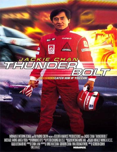 Ver Jackie Chan, Operación trueno (1995) Online