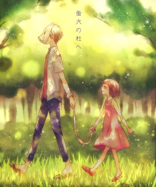 Hotarubi No Mori E An Anime Movie Review