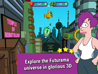 Futurama Game Of Drones Apk Mod